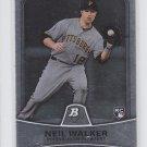 Neil Walker RC  Baseball Trading Card Single 2010 Bowman Platinum #83 Pirates