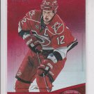 Eric Staal Mirror Red Parallel SP 2012-13 Panini Certified 96 Hurricanes 061/199