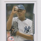 Ivan Nova Trading Card 2014 Topps Mini Exclusives #479 Yankees