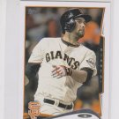 Brandon Belt Trading Card Single 2014 Topps Mini Exclusives #284 Giants
