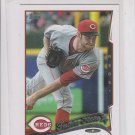 Tony Cingrani Future Stars Trading Card 2014 Topps Mini Exclusives 581 Reds