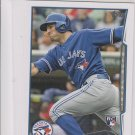 Kevin Pillar RC Trading Card 2014 Topps Mini Exclusives #252 Blue Jays