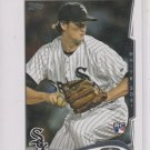 Jake Petricka RC Trading Card 2014 Topps Mini Exclusives #612 White Sox