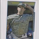 Colt Hynes RC Trading Card 2014 Topps Mini Exclusives #563 Padres