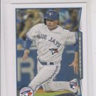 Ryan Goins RC Trading Card Single 2014 Topps Mini Exclusives #319 Blue Jays