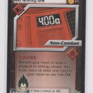 Red Gravity Drill Trading Card Dragonball Z Trunks Saga 2001 Score #23 *ROB