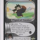 Black Flying Kick Trading Card Dragonball Z 2001 Score #18 *ROB