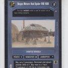 Bespin Motors Void Spider THX 1138 Decipher Star Wars Hoth LTD BB *ROB