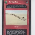 Kayt Dragon Bones Trading Card Decipher Star Wars A New Hope Limited *ROB