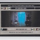 Echo Med Lab Trading Card Decipher Star Wars Hoth Limited *ROB