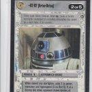 R2-D2 Artoo-Detoo Decipher Star Wars A New Hope Limited Rare *ROB