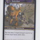 Multi-Shot Wold of Warcraft Trading Card 41/361 unplayed WoW *ROB