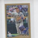 Mark Ellis Gold Parallel SP CL 2014 Topps Mini Exclusives #111 Dodgers 43/63