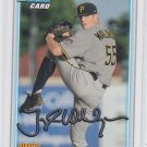 Tyler Waldron 1st Prospect Trading Card Single 2010 Bowman Draft #BDPP43 Pirates
