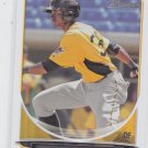 Gregory Polanco Top Prospect Trading Card 2013 Bowman Draft #TP38 Pirates