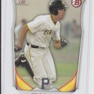 Cole Tucker 1st Prospect Trading Card 2014 Bowman Draft #DP20 Pirates