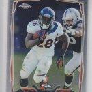 Montee Ball Trading Card Single 2014 Topps Chrome #65 Broncos