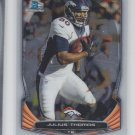 Julius Thomas Trading Card Single 2014 Bowman Chrome #69 Broncos