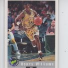 Henry Williams Trading Card Single 1992-93 Classic #7
