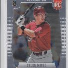 Tyler Moore RC Baseball Trading Card 2012 Panini Prizm #173 Nationals