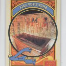 King Tut's Tomb Trading Card 2014 Panini Golden Age #29