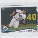 Desmond Jennings Trading Card Siingle 2014 Topps Mini #582 Rays