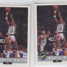 Chris Smith RC Trading Card Lot of (2) 1992-93 Classic #6