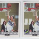 Don MacLean RC Trading Card Lot of (2) 1992-93 Classic #44