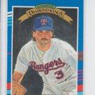 Rafael Palmeiro Diamond Kings Trading Cad Single 1991 Donruss #19 Rangers