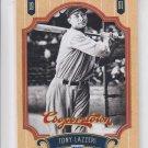 Tony Lazzeri Baseball Trading Card Single 2012 Panini Cooperstown #149