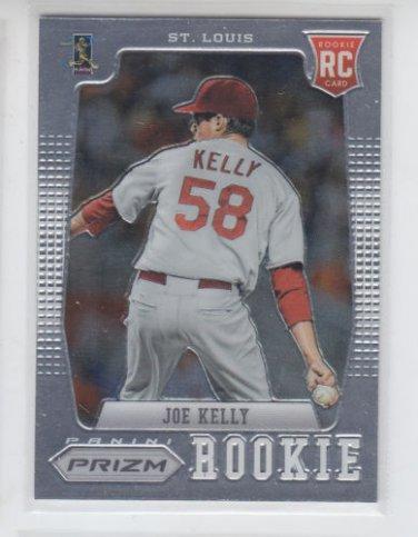 Joe Kelly RC Baseball Trading Card 2012 Panini Prizm #191 Cardinals