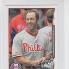 Steve Susdorf RC Trading Card Single 2014 Topps Mini 498 Phillies