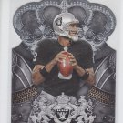 Jason Campbell Football Trading Card Single 2010 Paniin Crown Royale #72 Raiders