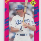 Kirk Gibson Trading Card 1990 Classic Update #T20 Dodgers