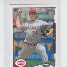 Homer Bailey Trading Card Single 2014 Topps Mini 505 Reds