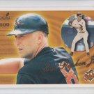 Cal Ripken Jr. Baseball Trading Card 2000 Aurroa #19 Orioles *BILL