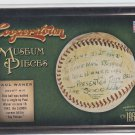 Paul Waner Museum Pieces Insert 2012 Panini Cooperstown #19