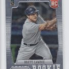 Brett Lawrie RC Baseball Trading Card 2012 Panini Prizm #155 Blue Jays