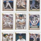 Homerun Heroes Set of 26 Cards No Dupes 1992 Upper Deck Bonds Ripken Thomas *ED