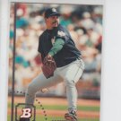 Jaime Navarro RC Baseball Trading Card 1994 Bowman #121 Brewers