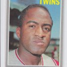 Luis Tiant Baseball Trading Card 1970 Topps #231 Twins *EX BILL