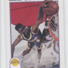 Elden Campbell Trading Card Single 1991-92 Hoops #382 Lakers FHC