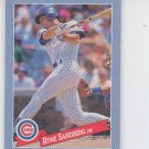 Ryne Sandberg Trading Card 1993 Hostess Baseballs #2 Cubs *BILL