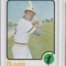Al Oliver Baseball Trading Card 1973 Topps #225 Pirates *VG *BILL