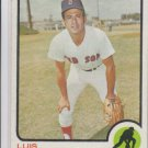 Luis Aparicio Baseball Trading Card 1973 Topps #165 Red Sox *VGEX CENTERED *BILL