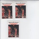 Chicago Bulls One Game Away From Title Tribune Lot 3 1991-92 Hoops #541 Pippen