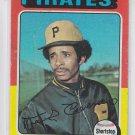 Frank Tavares Baseball Trading Card 1975 Topps #277 Pirates *EX *BILL