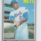 Tommie Agee Baseball Trading Card 1970 Topps #50 Mets *EX *BILL
