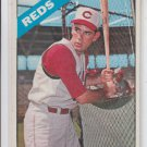 Art Shamsky Baseball Trading Card 1966 OPC #119 Reds *EX *BILL