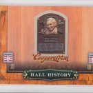 Eppa Manley Hall History 2012 Panini Cooperstown #7 1st Woman HOF INDUCTEE